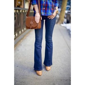 Sun and Shadow Flare Jeans